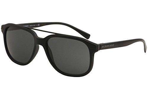 Sonnenbrille Black Burberry Negro grey be4233 matte gddpw1q