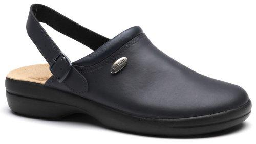 Flex chaussures Lite Noir 41 de soins 0599 taille antistatiques infirmiers Toffeln dSqtwP5d
