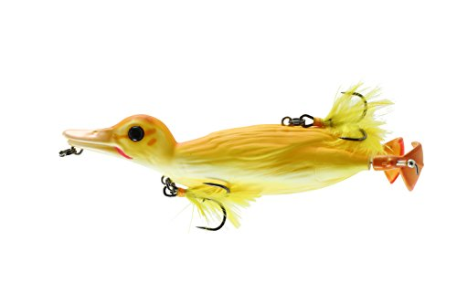 3D Suicide Duck Lure (Yellow Duckling)