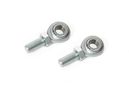 (American Star CMR10 5/8 x 5/8-18 RH Thread Male Heim Joint (Set of 2 with Jam)