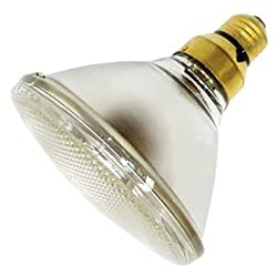 Philips Lighting 138628 PAR38 Dioptic Infrared Energy Advantage Halogen Lamp 70 Watt E26 Medium Base 1500 Lumens 100 CRI 2820 - 2860K White