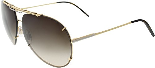 Dolce & Gabbana DG 2075 Sunglasses 034/13 Gold/Brown - Dolce & Gabbana Sunglasses