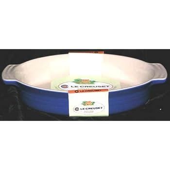 Amazon Com Le Creuset Stoneware 14 Inch Oval Baking Dish