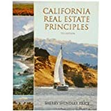 California Real Estate Principles, Price, Sherry Shindler, 0934772320