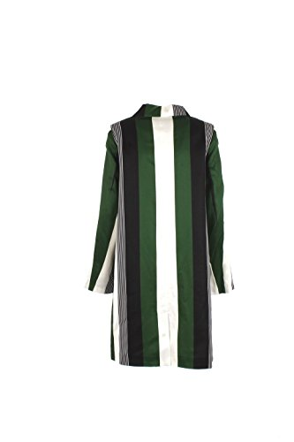 Giacca Donna Anonyme M Verde/bianco U36fc007 Autunno Inverno 2016/17
