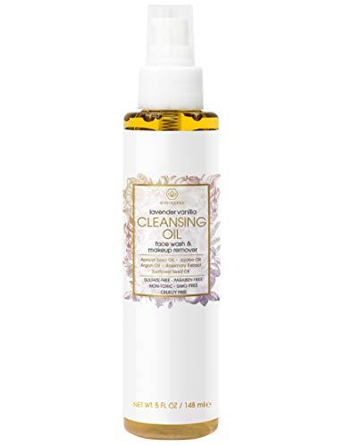 Era Organics Facial Cleansing Oil & Makeup Remover
