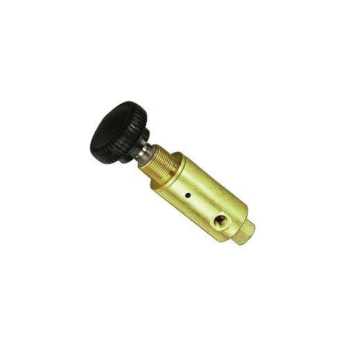 5 scfm @ 100 psig 5 scfm @ 100 psig 3 scfm @ 50 psig 10-32 Ports Plastic Knob 3 scfm @ 50 psig 10-30 psig Clippard MAR-1K-3 Pressure Regulator