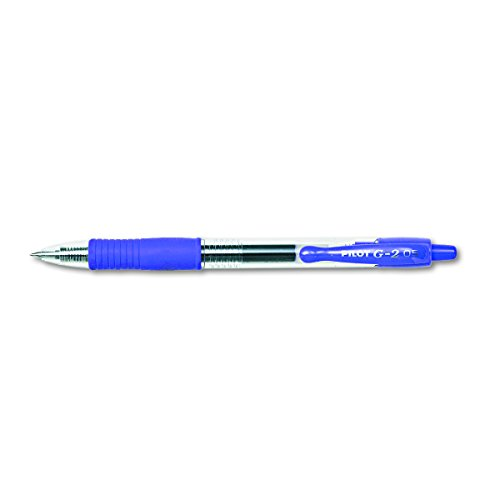 Extra Fine Purple Ink (Pilot G2 Retractable Premium Gel Ink Roller Ball Pens, Extra Fine, Dozen Box, Purple)