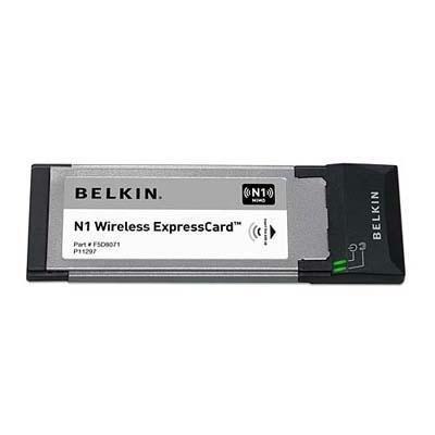 Belkin Wireless Express Card N1
