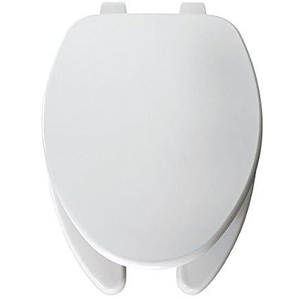 Marvelous Amazon Com Bemis 560 000 Round Open Front Toilet Seat Uwap Interior Chair Design Uwaporg