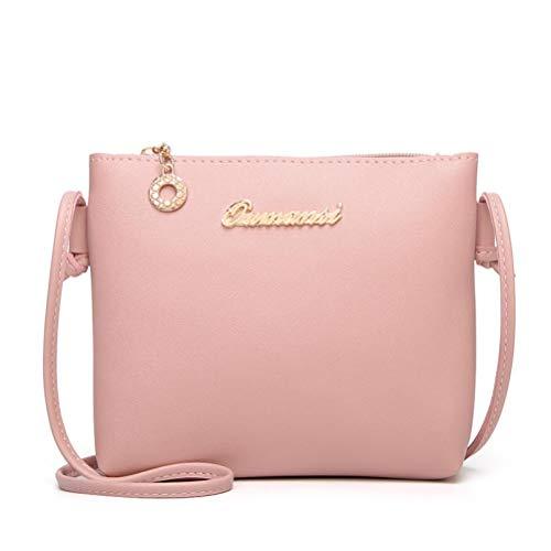 c3a46783042 grijs Roze Damestas Coin Jyc Heuptasjes Mode Damestassen Messenger  Crossbody Hoesjes Color Solid Schooltassen Handtassen Bag ...