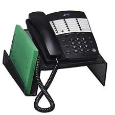 Sparco Products Phone Stand, Steel Mesh, 10-1/2