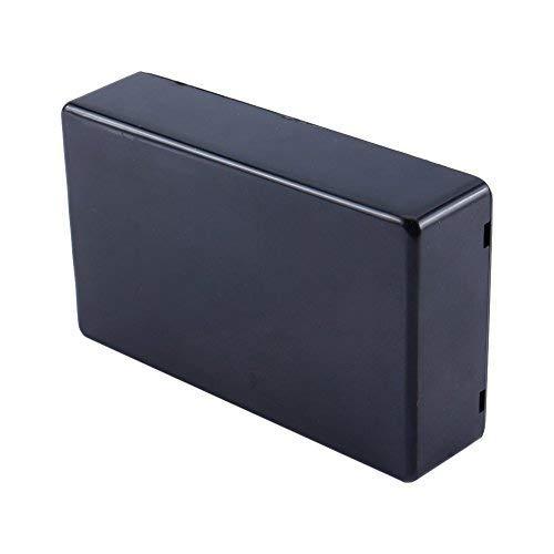 Yosoo 5 pcs Boitier /Électronique en Plastique Bo/îtier Bo/îte de Jonction Instrument /Électronique Plastique pour Projets /Électronique 100x60x25mm