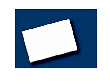 Karteikarten DIN A6 blanko 10x 100 weiß 1000