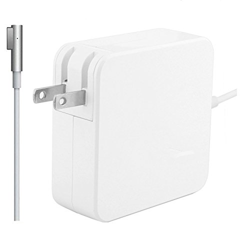 Macbook Pro Charger, Commercial Ac 85w Magsafe Power Adapter Charger for MacBook Pro 13-inch 15inch and 17 inch (Apple 85w)