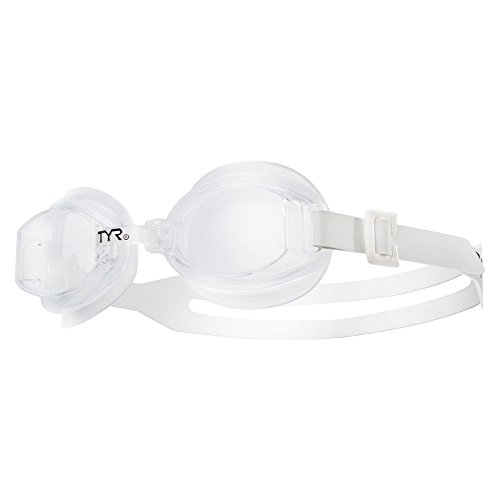 TYR Racetech Performance Goggle (Clear)