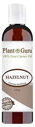Best Plant Guru Now Foods Now Foods Aloe Vera Gels - Hazelnut Oil 4 oz Cold Pressed