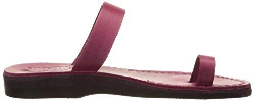 Jerusalem Sandals Women's Eden Slide Sandal Pink Dlfh2vV