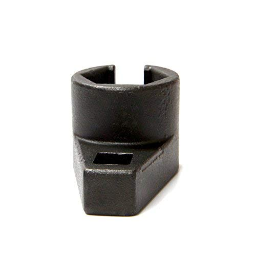 3//8-Inch Drive by 7//8-Inch Offset Oxygen Sensor Socket-Universal Puller and Removal Tool 22 mm