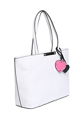 Borsa Guess Donna Shopping bianco VY669323