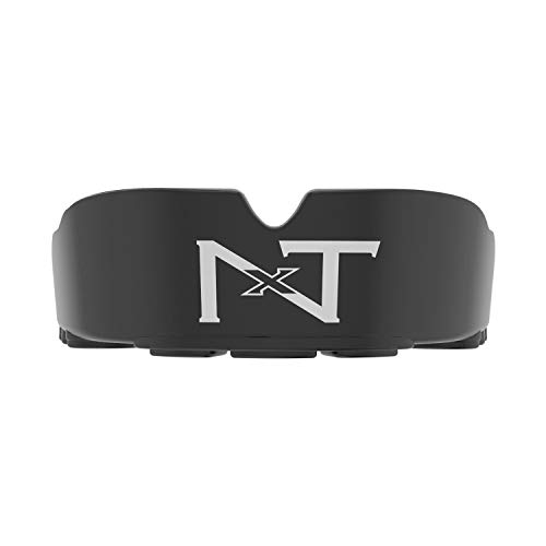 2 Pack Nxtrnd Rush Mouth Guard Sports – Professional Mouthguards for Boxing, Football, MMA, Wrestling, Lacrosse, and Other Sports, Fits Adults and Youth 11+, Mouth Guard Case Included