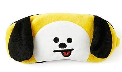 Temper_girl - Gafas de peluche coreanas multifunción para dormir