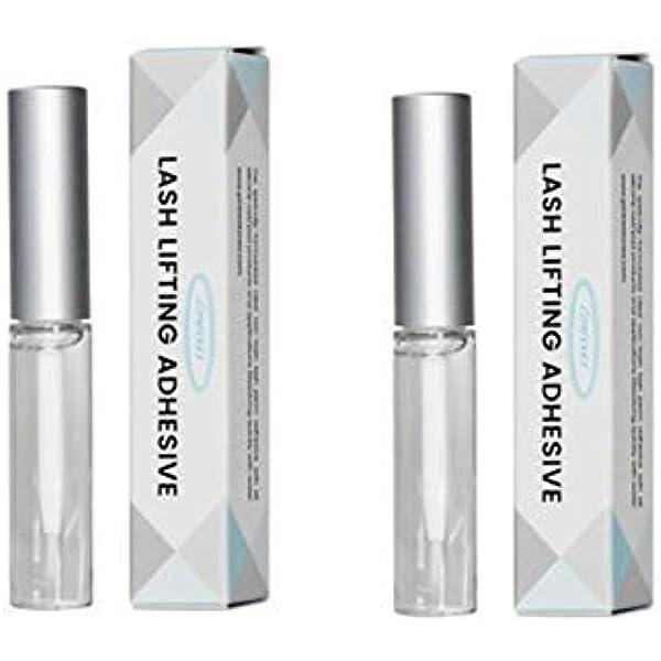 Lomansa - Adhesivo para fijación y elevación de pestañas, 5 ...