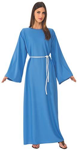 Mary Magdalene Bible Costumes - Rubie's Unisex Adult Biblical Costume, Blue
