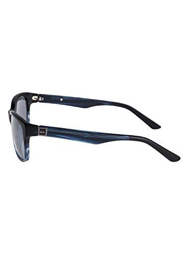 Flash Quiksilver EQYEY03044 para Carpark Silver sol Black Gafas de Havana Hombre Blue 6pqvw6rFC