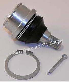 Honda ATV Upper /& Lower Ball Joints TRX650 or TRX680 RINCON 2003-2012  FOUR KITS