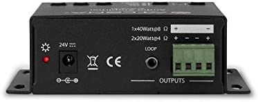 Atlona Technologies AT-PA100-G2 Stereo Mono Audio Amplifier