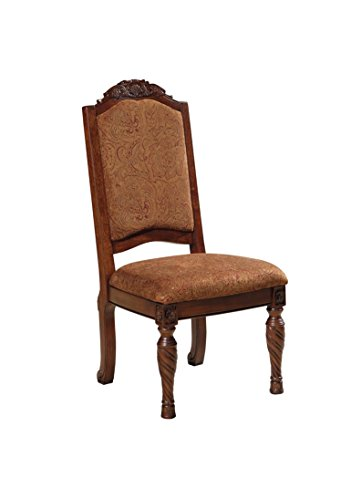 Set of 2 Dining Upholstered Side Chair by Ashley Furniture