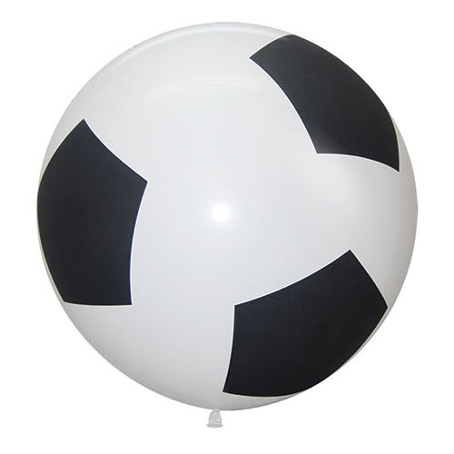 Soccer Latex Balloons - 9