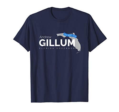 Andrew Gillum Florida Governor 2018 Midterms Tshirt