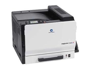 Konica Minolta Magicolor 7450II GA - Impresora láser (Laser ...