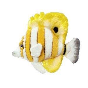 Russ Plush - Yomiko Classics - BERGERON the Butterfly Fish (7 inch)