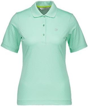 Brax Golf Alissa – Polo para Mujer, Color Verde Menta, Small ...