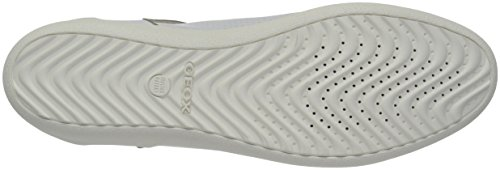 Geox Womens Nihal 4 Sneaker Bianco