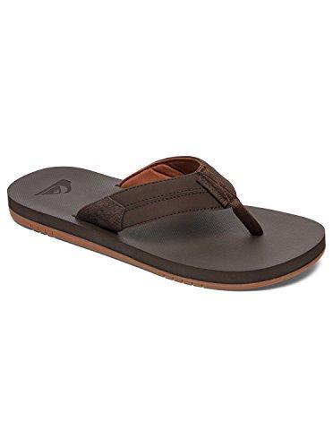 Quiksilver Brown Sandals - 9