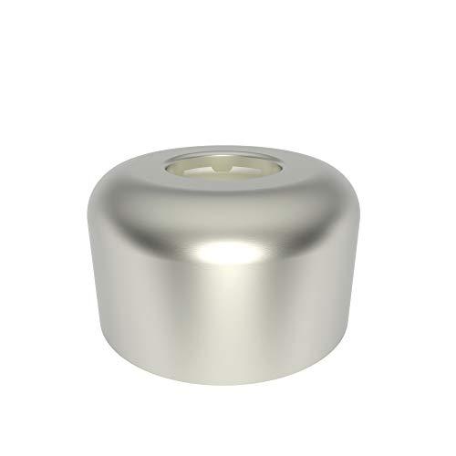 Brasstech 314/15S High Box Escutcheon, Satin Nickel