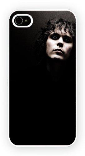 Him Ville Valo1 Art Design, iPhone 5 5S, Etui de téléphone mobile - encre brillant impression