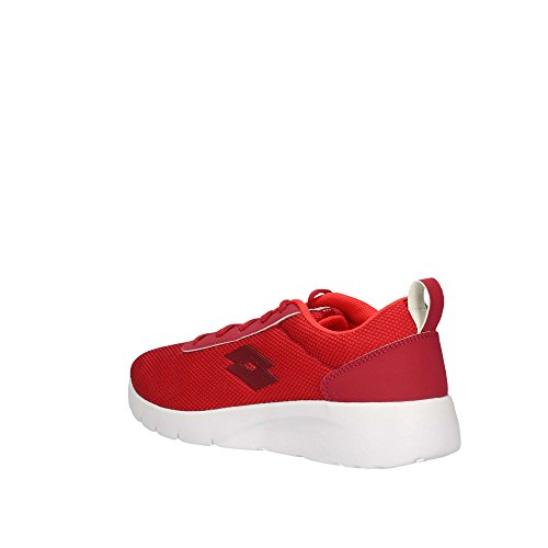 Lotto T3980 Sneakers Mann Rot