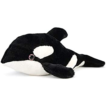 Amazon Com Viahart Owen The Baby Orca 8 5 Inch Killer Whale