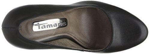 Tamaris 22426, Zapatos de Tacón para Mujer Negro (BLACK MATT 020)