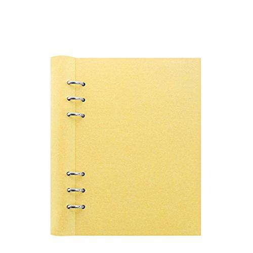 Filofax A5 Clipbook Lemon | Nouvelle couleur 2018, Citron!