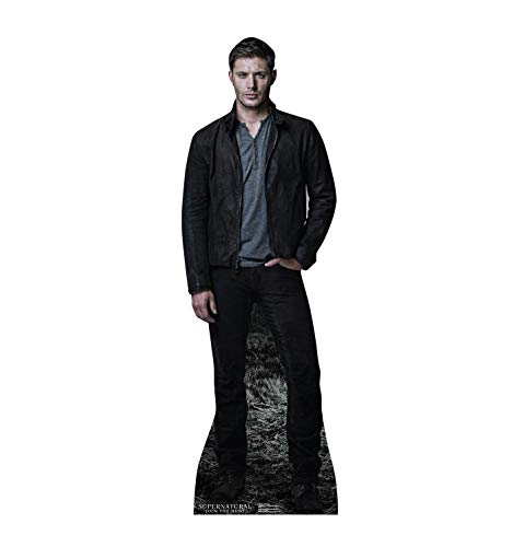 Outs Awards Night Cut (Advanced Graphics Dean Winchester Life Size Cardboard Cutout Standup - The CW's Supernatural)