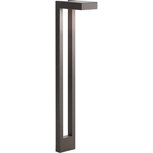 - Outdoor Pendant 1 Light Fixtures with Textured Architectural Bronze Finish Aluminum Material WED5 Bulb 3