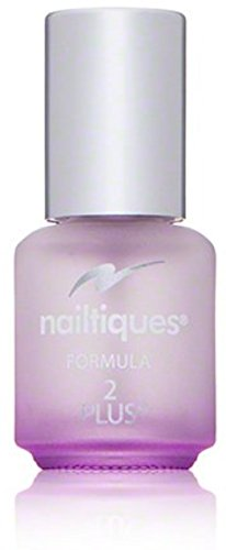 Nailtiques Nail Protein Formula 2 Plus Treatment 0.25 (Pack of 2) (Protein Nail)