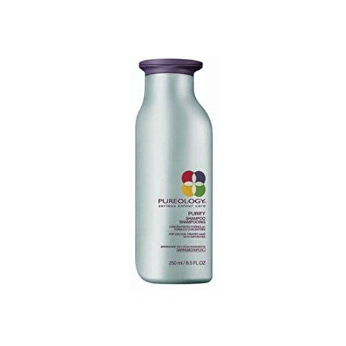 褒賞サスペンション月面シャンプー(250ミリリットル)を浄化します x2 - Pureology Purify Shampoo (250ml) (Pack of 2) [並行輸入品]