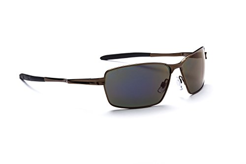 One by Optic Nerve Blackhawk Sunglasses, Shiny Dark - Nerve Sun Glasses Optic